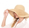 Textured Summer Hat